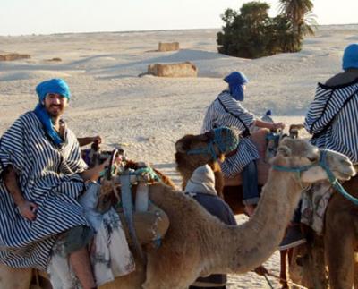 Volver de Tunisia